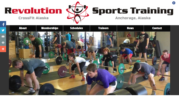 Revolution Sports Training